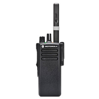 DP4401e, Motorola Two Way Radios