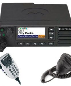 Motorola DM4600 DM4000e Two Way Radios