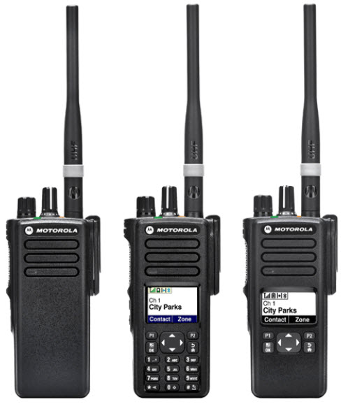 Two way Radios Portables Mobiles
