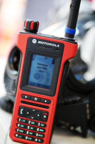 Motorola Oil & Gas Radios