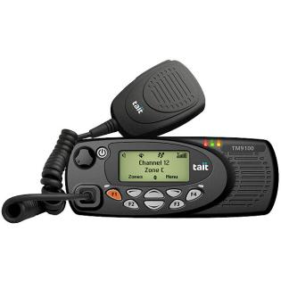 Tait TM9100 Radios Standard Mic