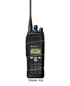 Tait TP9100 16 Key P25 Two Way Radios