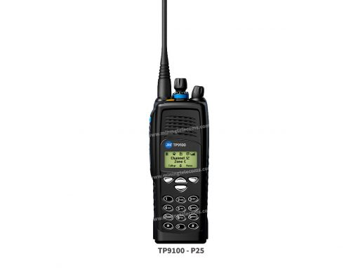Tait TP9100 16 Key P25 Two Way Radios