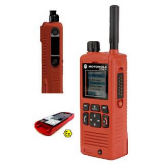 Motorola MTP850Ex Radios