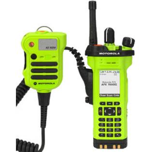 Motorola Two Way Radios Apx7000xe P25