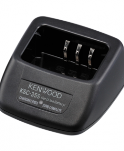 Kenwood KSC-35S Two Way Radio Rapid Recharger