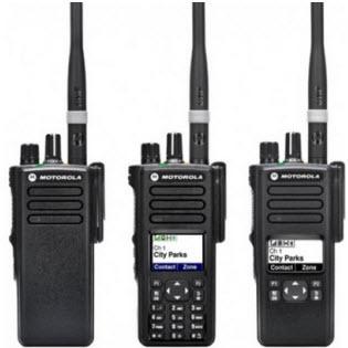 Motorola DP4401e DP4601e DP4801e Two-Way Radios
