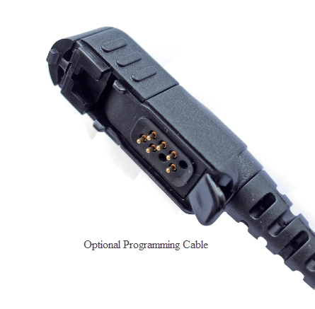 Motorola Two Way Radio Programming Cable