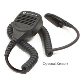 Two Way Radio Remote Mic