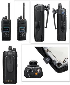 Kenwood NX5300 Series P25 DMR Digital Conventional Two Way Radios