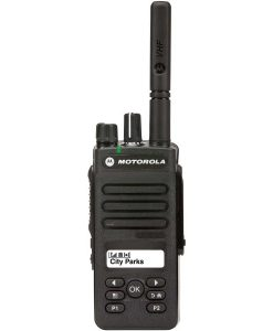 DP2600e Motorola Two Way Radios