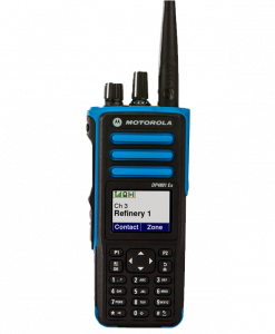 DP4801EX ATEX Two Way Radios