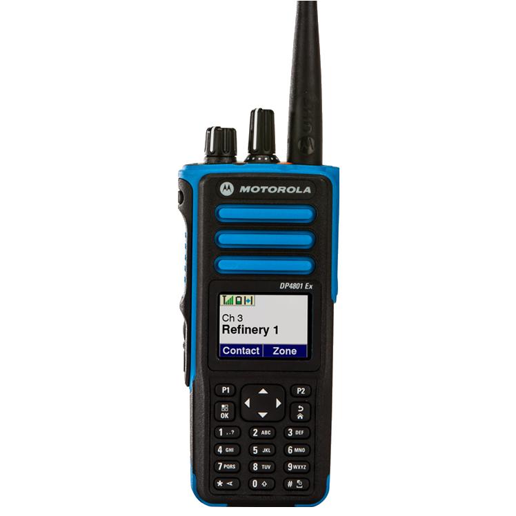 DP4801EX ATEX Two Way Radios