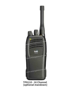 Tait TP8110 TP8115 TP8120 Two Way Radios