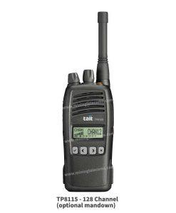 Tait TP8115 General Purpose Two Way Radio