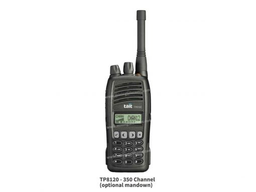 Tait TP8120 16 Keypad Two Way Radio