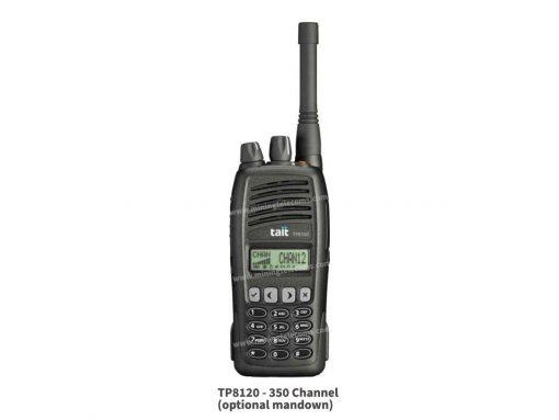 Tait TP8120 16 Keypad Two Way Radio