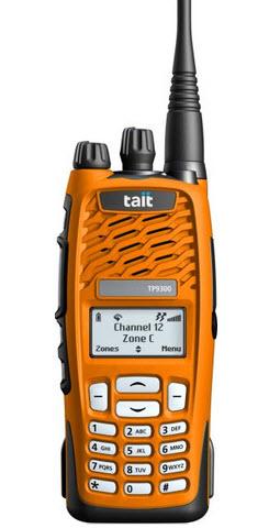 Tait TP9300 Quad Mode DMR