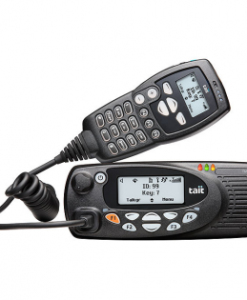 Tait TM9400 P25 series two-way radios with remote control head