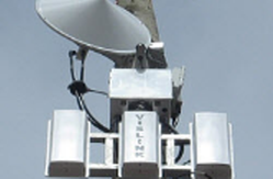 Two-Way Radios System Antenna Arrays 4G LTE Communications