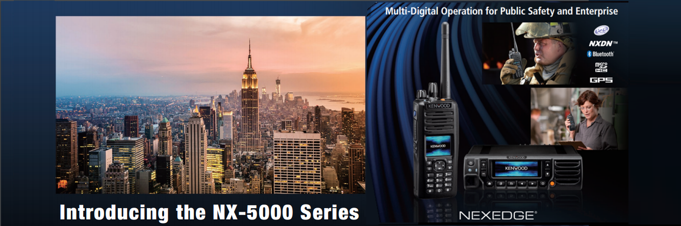 Kenwood NX5300 NX5200 NX5700 NX5800 series two way radios