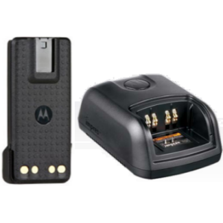 Motorola IMPRES Batteries and IMPRES Chargers