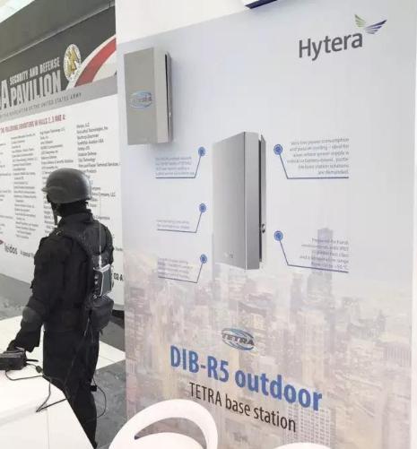 Hytera DMR Tetra Solutions