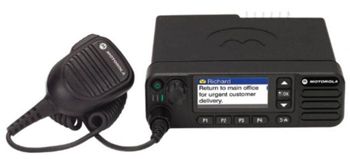 Motorola DM4601e