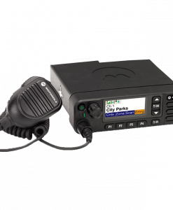 DM4601e Two Way Radio with Fist Mic