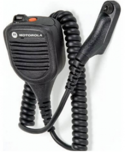 Motorola Accessories Remote Mic Volume