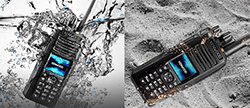 Two-Way Radios Portables Mobiles