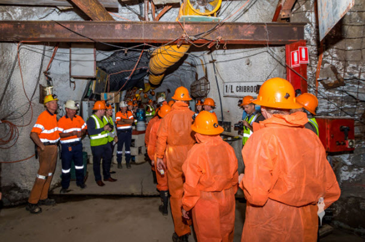 Mt Isa Mining Two Way Radios