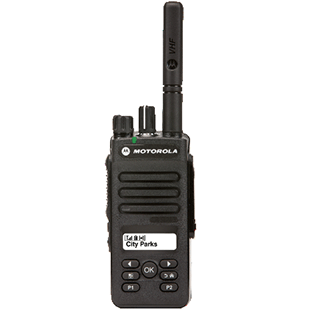 Motorola DP2600 Two Way Radios