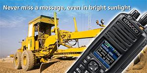 Kenwood NX-5000 Series Portables Mobiles NXDN DMR P25 Radios