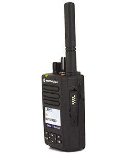 DP3661e radios motorola