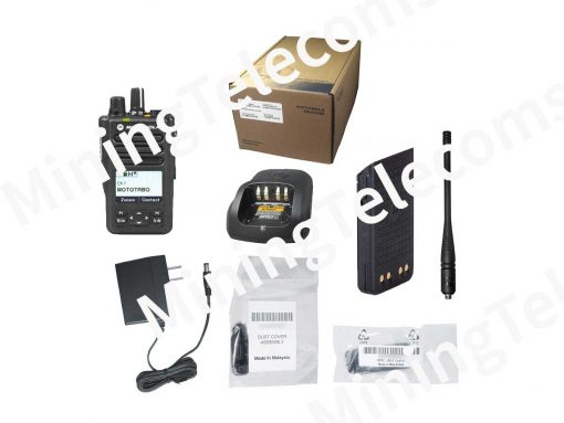 DP3661e Package, Whats in the Box