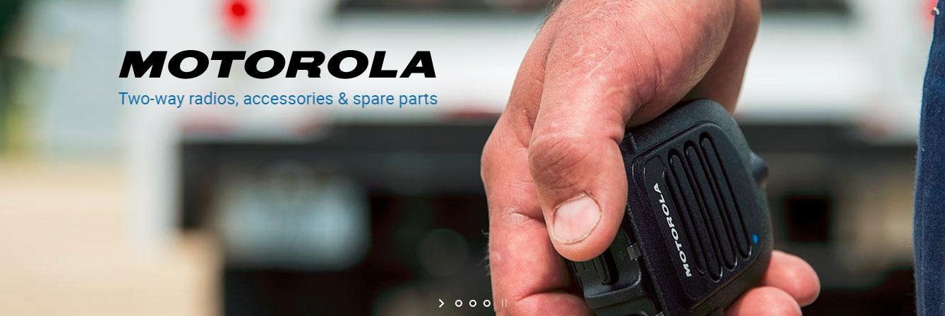 Motorola Two Way Radio Accessories