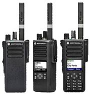 Motorola Portable, Handheld Radios