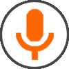 Audio Digital Voice recording