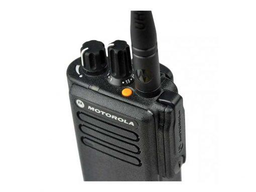 Motorola Volume Channel Knobs Emergency button