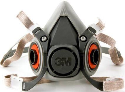Intrinsically Safe Respirator