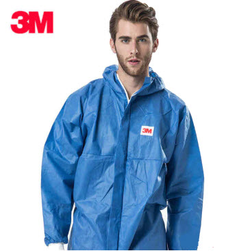 3M Protective Clothing Mining Blue