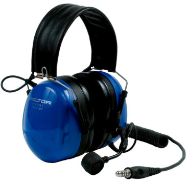 3M Peltor Intrinsically safe ATEX approved headset