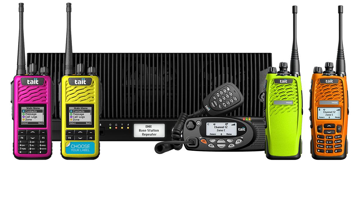 Tait Radios