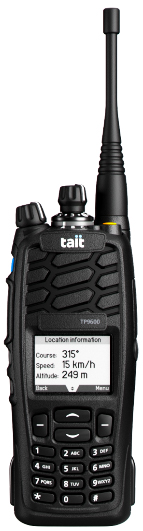 Tait TP9600 P25 16Key