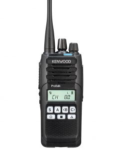 TK-3710X CB UHF Two Way Radios with 7 Key and Display. 80 Channels, 5Watts of Power.