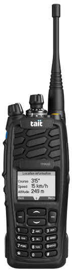TP9500 DMR 16 Key Two Way Radios