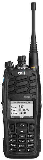 TP9500 DMR 16 Key Two Way Radios