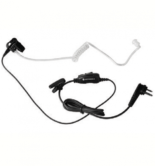 Motorola DLR1060 Surveillance Earpiece PTT