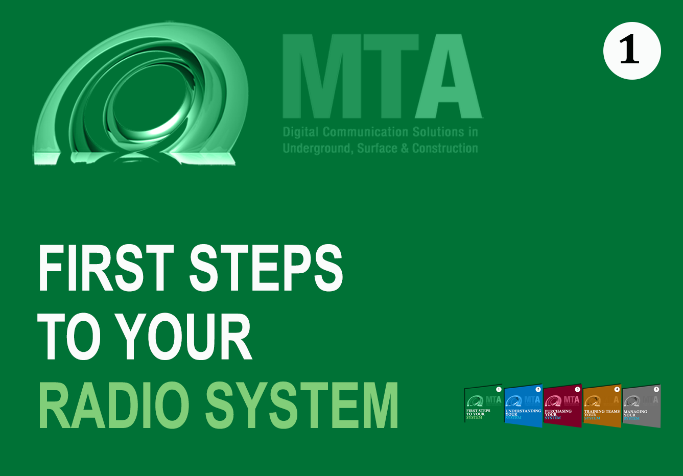 First Steps to Your Radio System